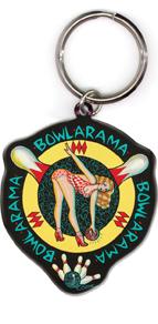 Bowlerama Pinup Girl